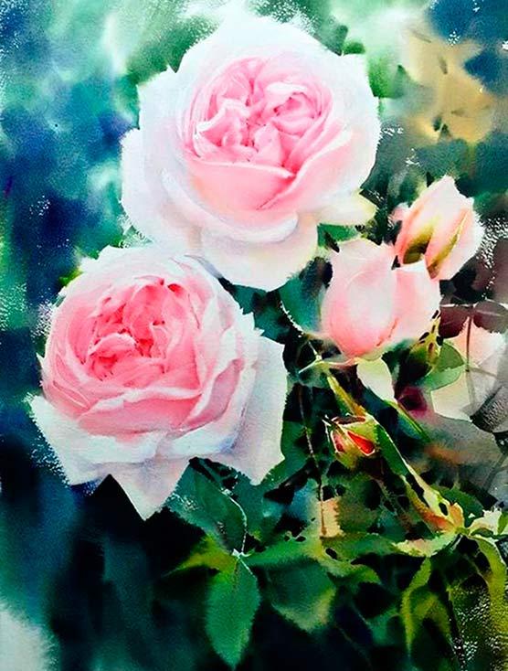 Уроки живописи Oil Painting with Svetlana Kanyo «Lonely